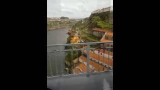 Metro do Porto - Ponte D. Luis - Portugal 2016