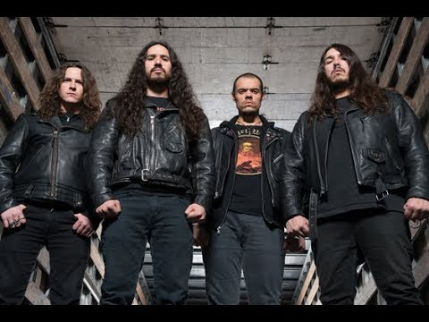 Exmortus new album The Sound of Steel - tracklist/art + release date unveiled..!