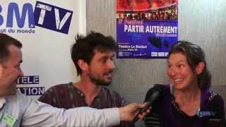 Emmanuel Coquelou et Yanette Shalter