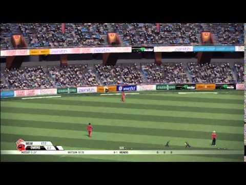 DBC 14   London Thunder Cats vs Wellington Warriors