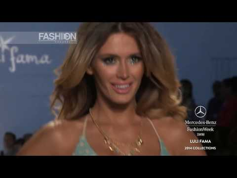 Fashion Show LULI FAMA Miami Fashion Week Swimwear Spring Summer 2014 HD by Fashion Channel