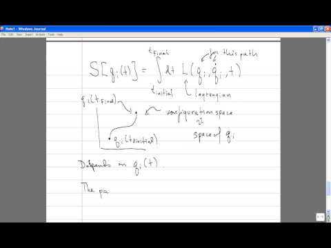 Classical Mechanics, Lecture 3: Action Principle. Calculus of Variations.
