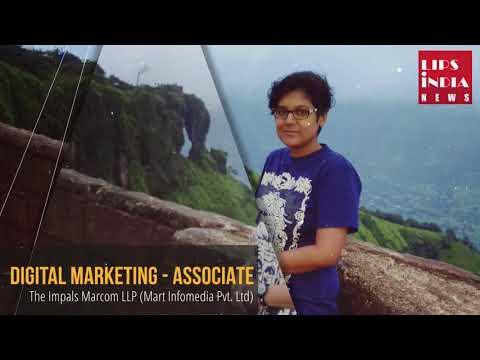 LIPSINDIA Reviews: Congratulations!! Kuntal Sarkar - LIPSINDIA Digital Marketing Student.