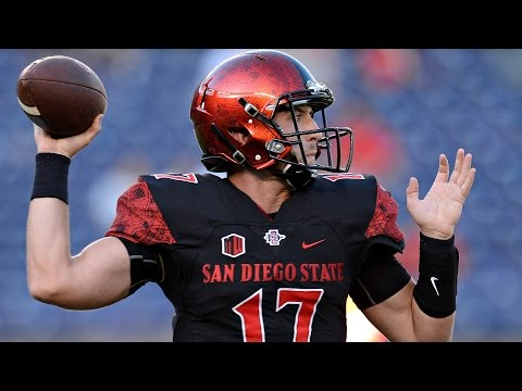 San Diego State's Maxwell Smith Scores On Crazy Reverse | CampusInsiders