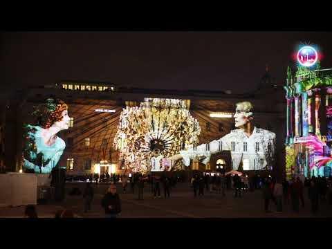"Hotel de Rome | ""Opera e Luce"" | Festival of Lights 2017"