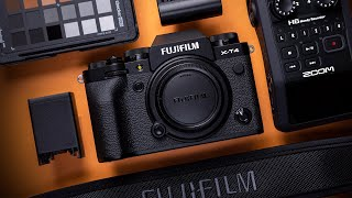 Fuji X-T4 Unboxing and Initial Impressions! Finally the PERFECT Camera?!