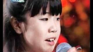 Raul Gil | Melissa Kuniyoshi - Seto No Hanayome 24/12/2011