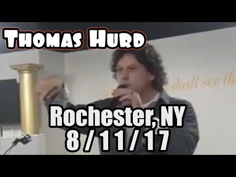 Thomas Hurd Ministers At SOG Church In Rochester, New York