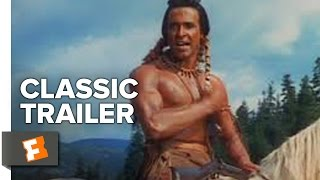 Across The Wide Missouri (1951) Official Trailer - Clark Gable, Ricardo Montalban Movie HD