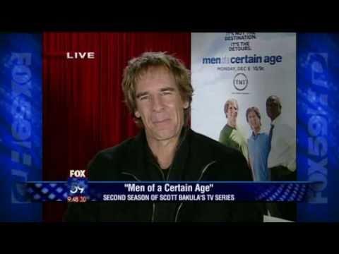 Scott Bakula Talks About Men of a Certain Age
