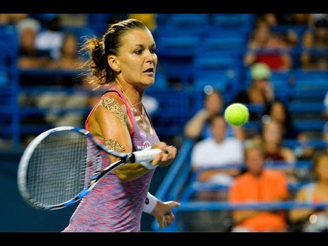 Radwanska vs Keothavong Doha 2012 Highlights from YouTube · Duration:  7 minutes 16 seconds