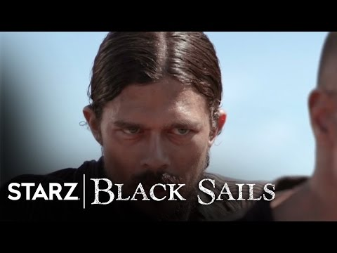 Black Sails | Rise of Silver: Confessing the Plan | STARZ