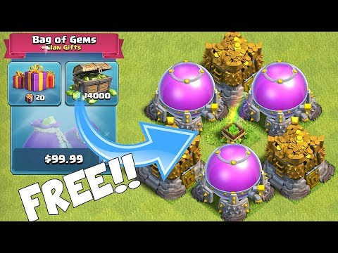 FREE GEMS w/ NEW UPDATE!!