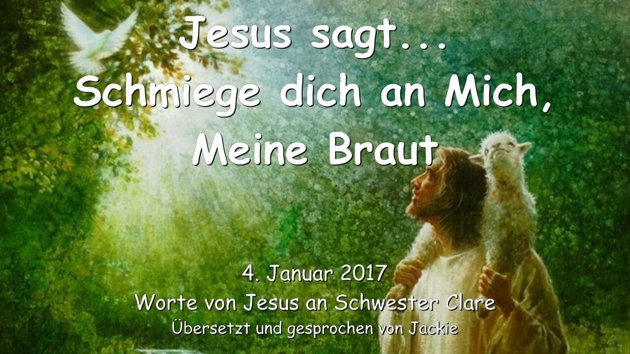 Liebesbrief Jesus