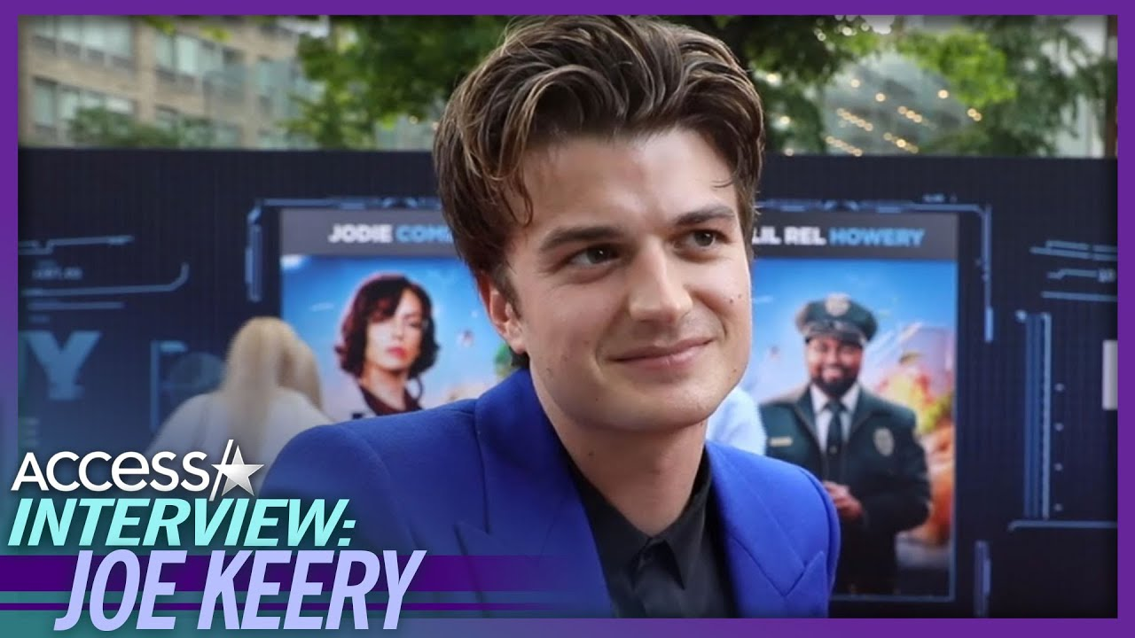 Joe Keery Teases Stranger Things Season 4: There Are So Many Different Elements Going On