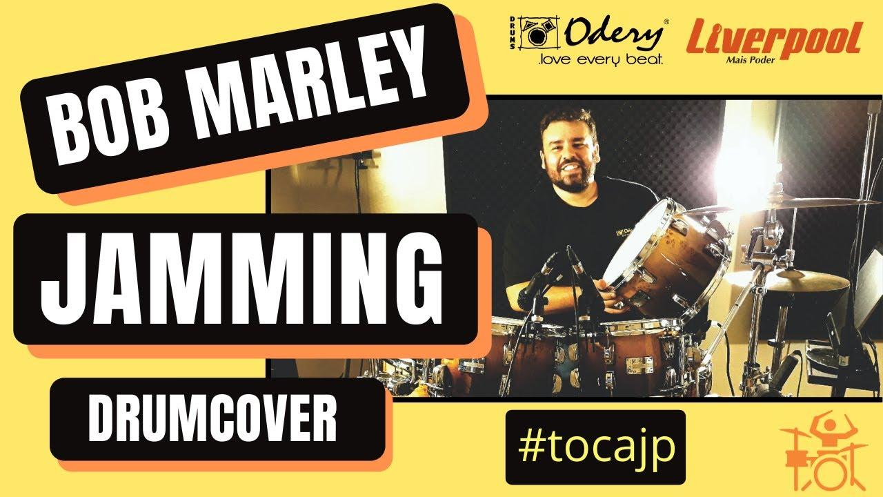 DrumCover - Reggae -BOB MARLEY Jamming - JPBatera
