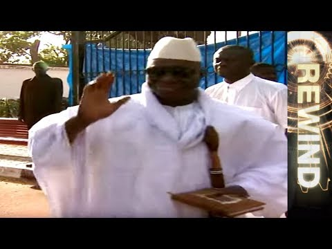 Revisiting Yahya Jammeh - REWIND