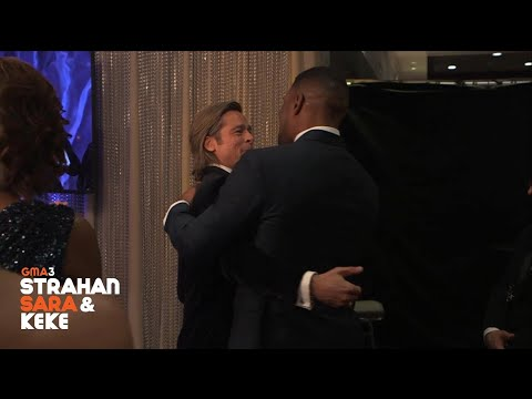 When Michael Met Brad Pitt At The Oscars from YouTube · Duration:  5 minutes 50 seconds