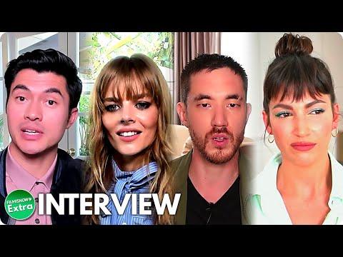 SNAKE EYES: G.I. JOE ORIGINS (2021) | Cast Official Interview