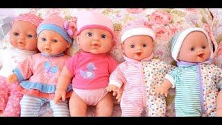 Ten Funny Laughing Babies * Kids Song