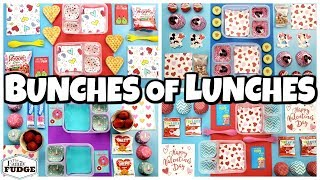 ❤️ FUN and EASY Lunch Ideas ❤️ + What They Ate 🍎 School Lunch Ideas for KIDS