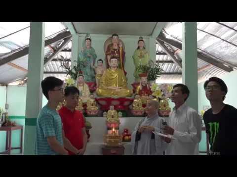 Ngôi Chùa nghèo Phước Bình.Huyện Mang Thít,T. Vĩnh Long.