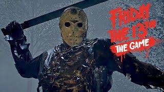 阿津 十三號星期五 Friday the 13th The Game #6 怕什麼傑森阿,快上車!!