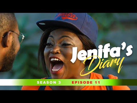 Jenifa's diary S3EP11 - MIND YOUR BUSINESS | Watch Latest Season On SceneOneTV App thumbnail