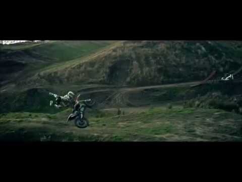 Disclosure - Help Me Lose My Mind Mazde Remix,  Beautiful Motocross Freestyle Stunts in New Zealand