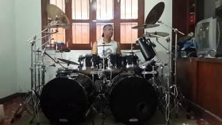 """Metallica: - Am I Evil? - """"Drum Cover"""""""