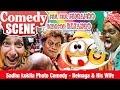 Vajrakaya | Sadhu kokila  Photo Comedy - Belnaga & Is Wife Comedy Scene