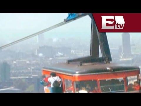 Teleférico en Magdalena Contreras se lleva a cabo licitación para su construcción  / Ricardo
