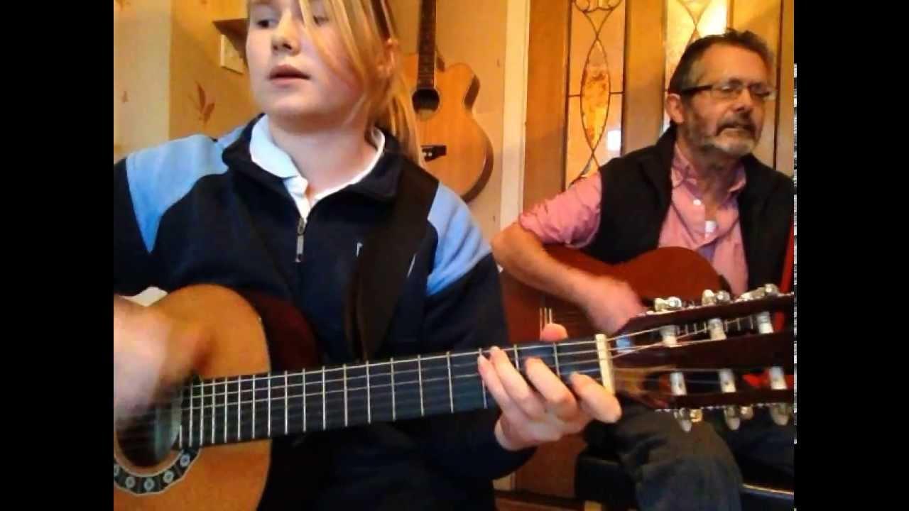 wagon wheel as gaeilge chloe kelly guitar lesson youtube. Black Bedroom Furniture Sets. Home Design Ideas