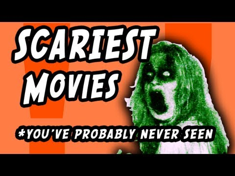 5 Scariest Movies You