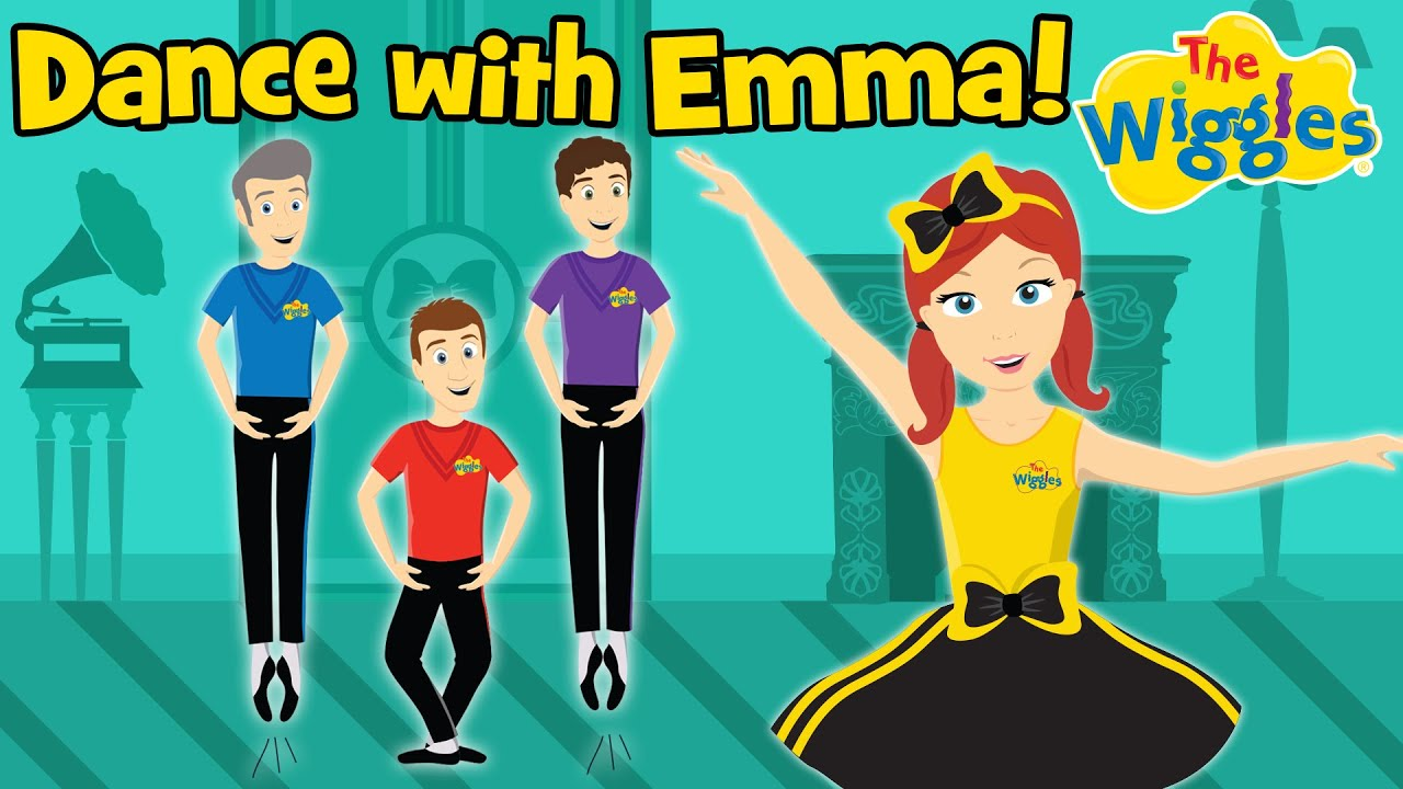6cc260a3801ce The Wiggles: Dance with Emma Ballerina - YouTube