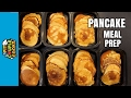 How to Meal Prep - Ep. 33 - BREAKFAST PANCAKES ($2/Meal)