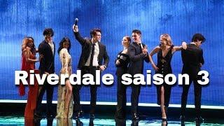 Riverdale saison 3 ( toutes les infos)