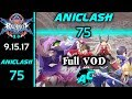 AniClash 75 Full VOD Blazblue Central Fiction 2 0 mp3