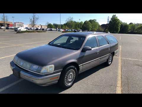 1991 Mercury Sable LS Wagon