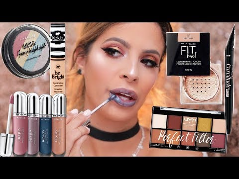 NEW DRUGSTORE MAKEUP FIRST IMPRESSIONS | HIT OR MISS?