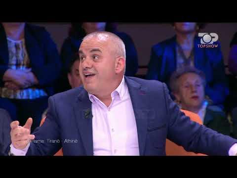 Edi Rama: Tiranë - Athinë - Top Show, 29 Tetor 2019, Pjesa 3