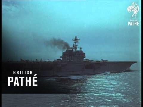 Saratoga AKA U.S.S. Saratoga At Sea (1967)