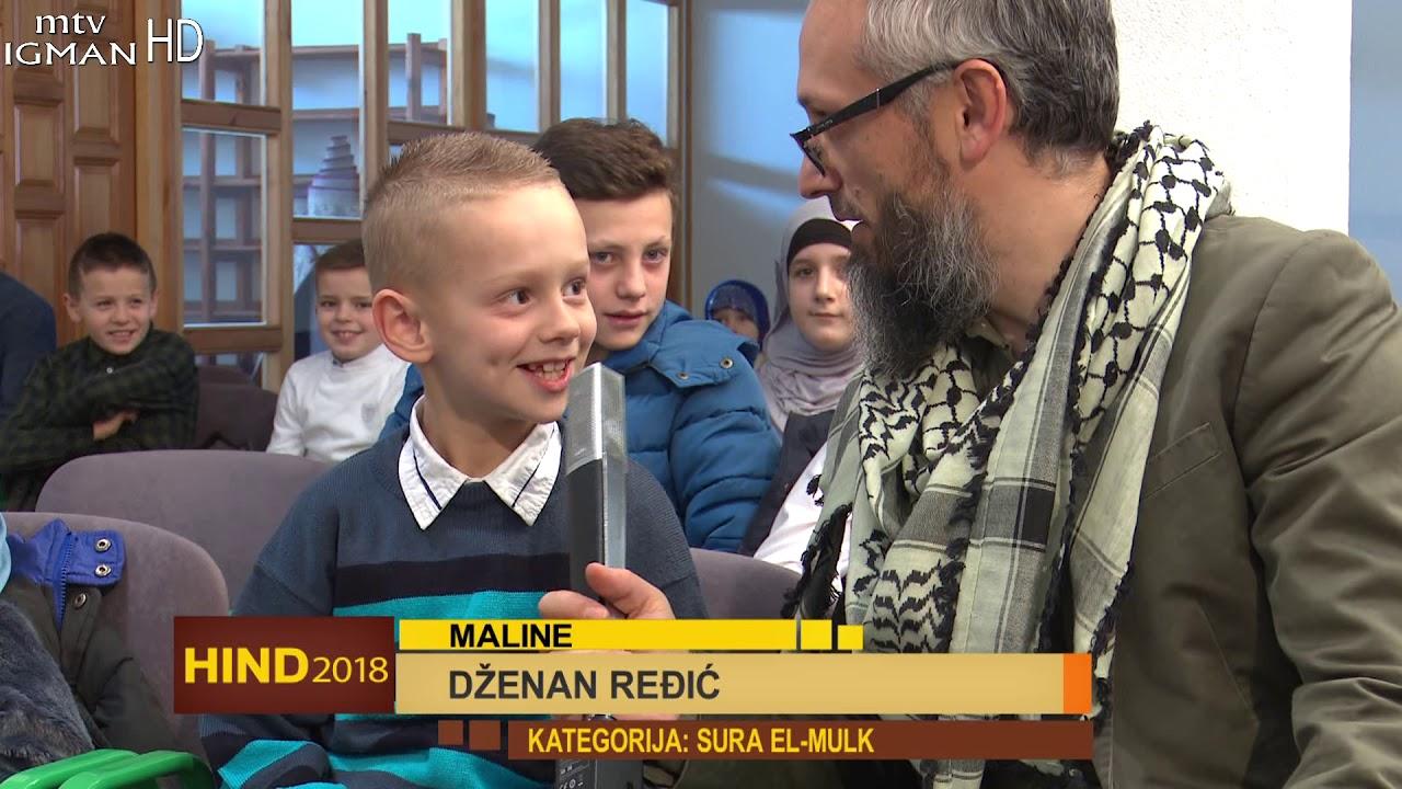 5 .TAKMIČENJE U UČENJU KUR'ANA HIND 2018. - 20. dio - MTV IGMAN