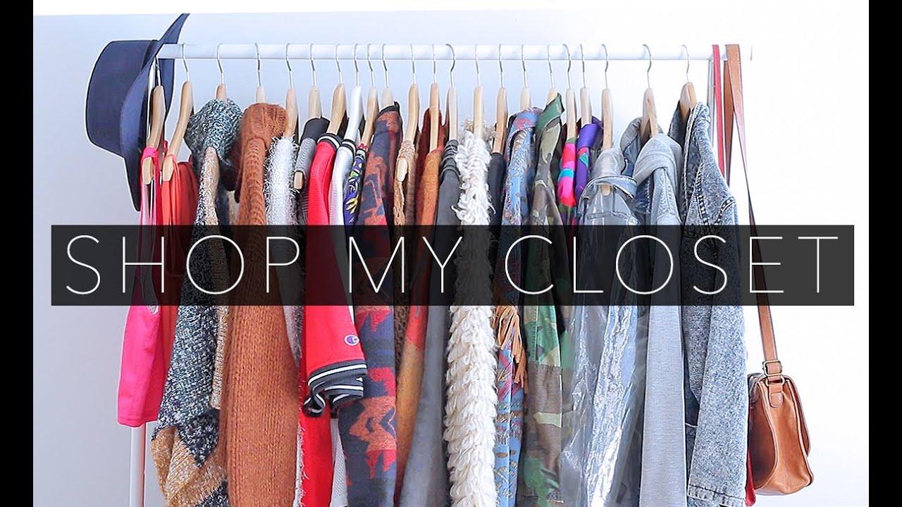 Shop My Closet Lookbook || DEPOP @TheNotoriousKIA - YouTube