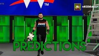 Money In The Bank 2015 - Full Show Predictions! (MRZEBRAMAN)