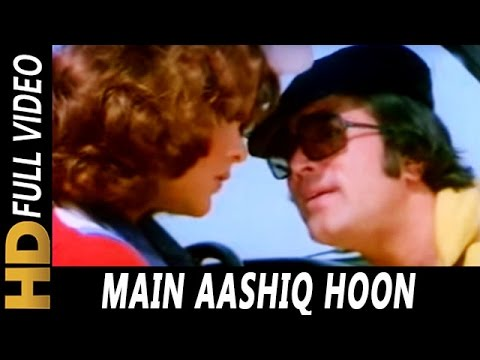 Main Aashiq Hoon Baharon Ka   Kishore Kumar   Aashiq Hoon Baharon Ka 1977 Songs   Rajesh Khanna