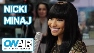 Nicki Minaj NOT Dating Meek Mill? | On Air with Ryan Seacrest