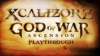 The Elements at My Call - God of War: Ascension pt.4