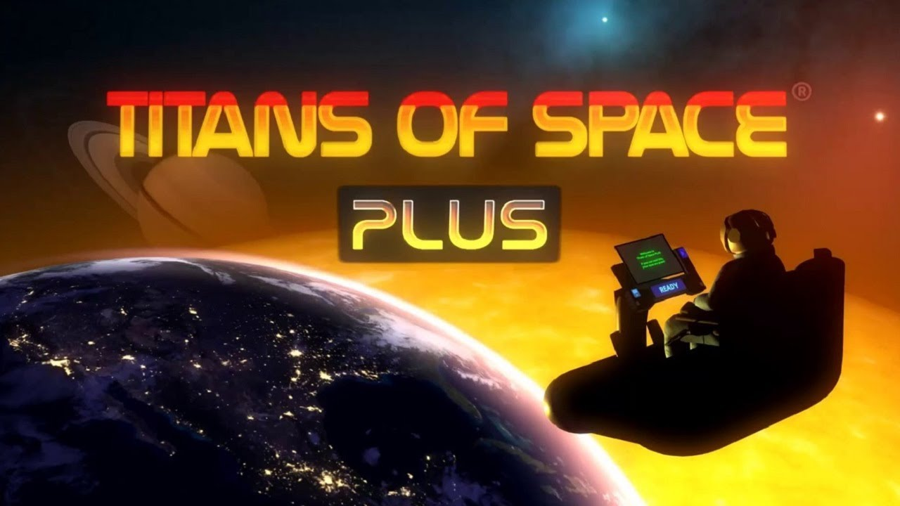 Image result for Titans of Space PLUS PLAZA PC Game 2020