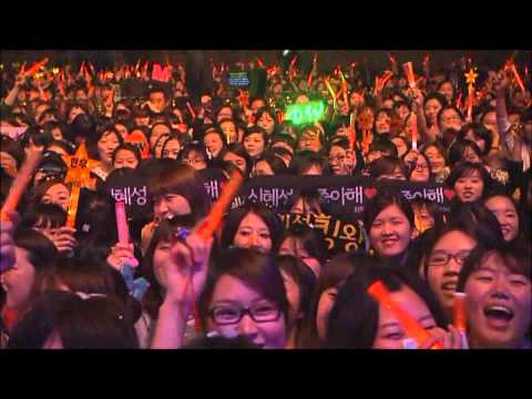 Shinhwa Grand Tour 2012 in Seoul The Return - Part 1